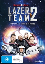 Lazer Team 2 | DVD
