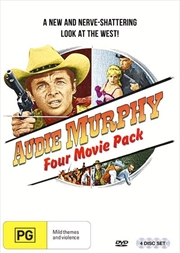 Audie Murphy | 4 Pack