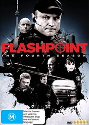 Flashpoint - Series 4 | DVD