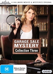 Garage Sale Mystery - Collection 3 | DVD
