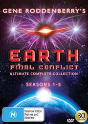 Earth Final Conflict - Ultimate Collection
