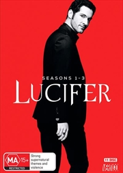 Lucifer - Season 1-3 | Boxset