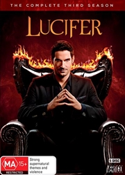 Lucifer - Season 3 | DVD