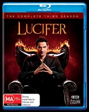 Lucifer - Season 3 | Blu-ray