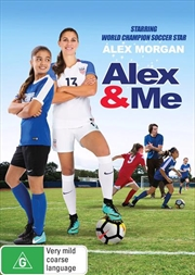 Alex and Me | DVD