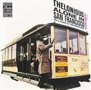 Thelonious Alone In San Francisco | Vinyl