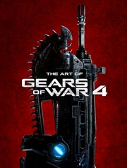Gears of War - The Art of Gears of War 4 | Books