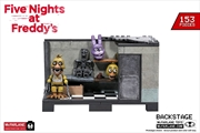 Five Nights at Freddy's - Backstage Medium Construction Set | Collectable
