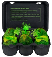 Alien - Egg Carton (Glow in the Dark)