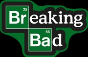 Breaking Bad - Logo 85 x 55cm Rug | Merchandise