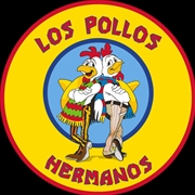 Breaking Bad - Los Pollos Hermanos 90 x 90cm Rug
