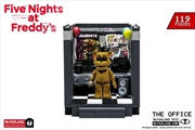 Five Nights at Freddy's - The Office Small Construction Set