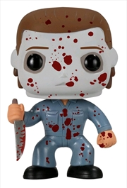Halloween - Michael Myers Blood-splattered US Exclusive Pop! Vinyl [RS] | Pop Vinyl
