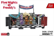 Five Nights at Freddy's - The Show Stage Large Construction Set