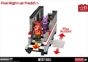 Five Nights at Freddy's - West Hall Medium Construction Set | Collectable