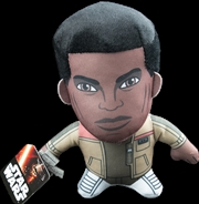 Star Wars - Finn Episode VII The Force Awakens Deformed Plush