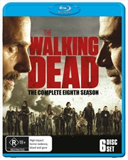 Walking Dead, The - Season 8  (SANITY EXCLUSIVE)