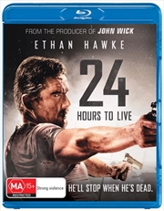 24 Hours To Live | Blu-ray