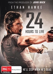 24 Hours To Live | DVD