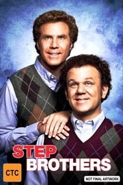 Step Brothers | Blu-ray + UHD