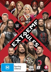 WWE - Extreme Rules 2018 | DVD