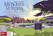 Midsomer Murders - The Complete Tom Barnaby Collection - Limited Edition
