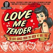 Love Me Tender | CD