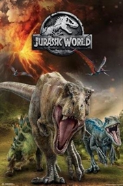 Jurassic World - Dinosaurs Running