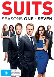 Suits - Season 1-7 | Boxset