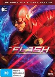 Flash - Season 4, The | DVD