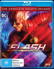 Flash - Season 4, The | Blu-ray