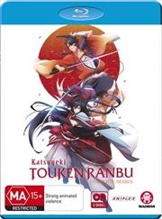 Katsugeki Touken Ranbu | Complete Series