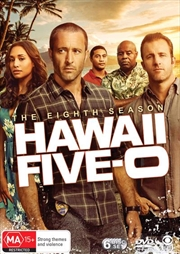 Hawaii Five-0 - Season 8 | DVD