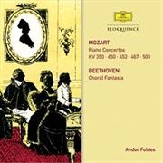 Mozart  Piano Concertos / Beethoven - Choral Fantasy | CD