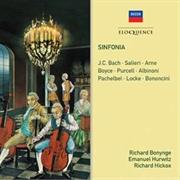 Sinfonia - Salieri, J.C. Bach, Arne, Purcell, Albinoni, Pachelbel | CD