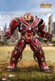 Avengers 3: Infinity War - Hulkbuster Power Pose 1:6 Scale Action Figure | Merchandise