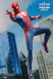 """Spider-Man (Video Game 2018) - Advanced Suit 12"""" Action Figure"""