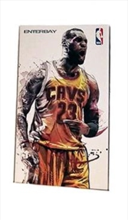 NBA - LeBron James 1:9 Scale Action Figure