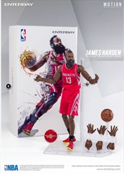 NBA - James Harden 1:9 Scale Action Figure