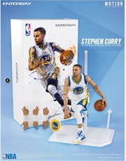 NBA - Stephen Curry 1:9 Scale Action Figure