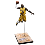 NBA - 2K Series 01 LeBron James Action Figure