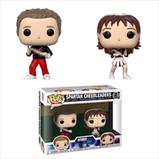 Saturday Night Live - Spartan Cheerleaders Pop! Vinyl 2-pack