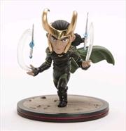 Thor 3: Ragnarok - Loki Q-Fig Diorama | Merchandise