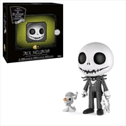 The Nightmare Before Christmas - Jack Skellington 5-Star Vinyl Figure | Merchandise