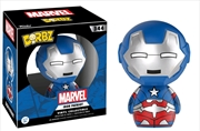 Iron Man - Iron Patriot Dorbz