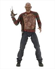 A Nightmare on Elm Street 3: Dream Warriors - Freddy 1:4 Scale Action Figure | Merchandise