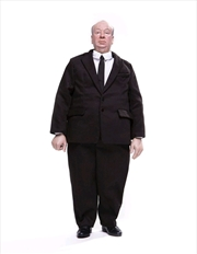 """Alfred Hitchcock - 12"""" Action Figure"""