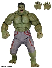 Avengers 2: Age of Ultron - Hulk 1:4 Scale Action Figure | Merchandise