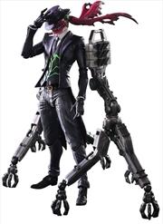 Batman - Joker Tetsuya Nomura Play Arts Action Figure | Merchandise