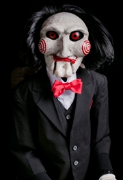 Saw - Billy Puppet Prop | Apparel